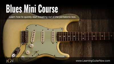 Free Blues Mini Course